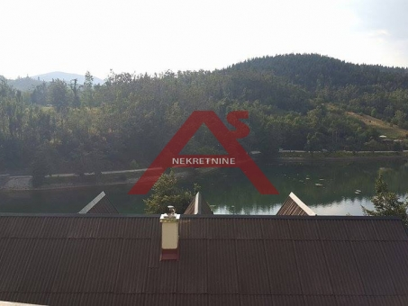 Vacation apartment Fužine, 45m2